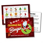 Christmas Day Bingo Gift Boxes