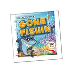 GONE FISHING 50c LUCKY ENVELOPE