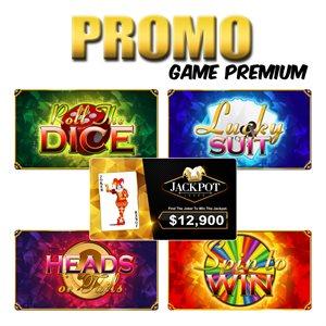 MFP PREMIUM OFF THE SHELF PROMOTIONAL GAMES