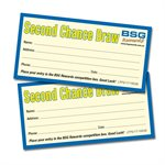 BSG REWARDS NSW 2ND CHANCE DRAW ENTRY TICKETS