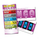 SUPER BINGO 10 X $25 LUCKY ENVELOPES